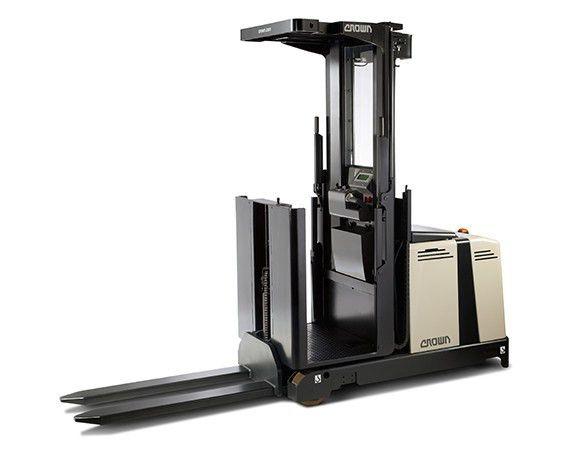 LP Series   Order Pickers   Crown Equipment Corporation