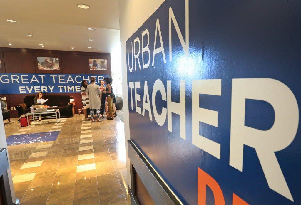 Urban Teachers program gets $1.5 million grant, hopes to become ...