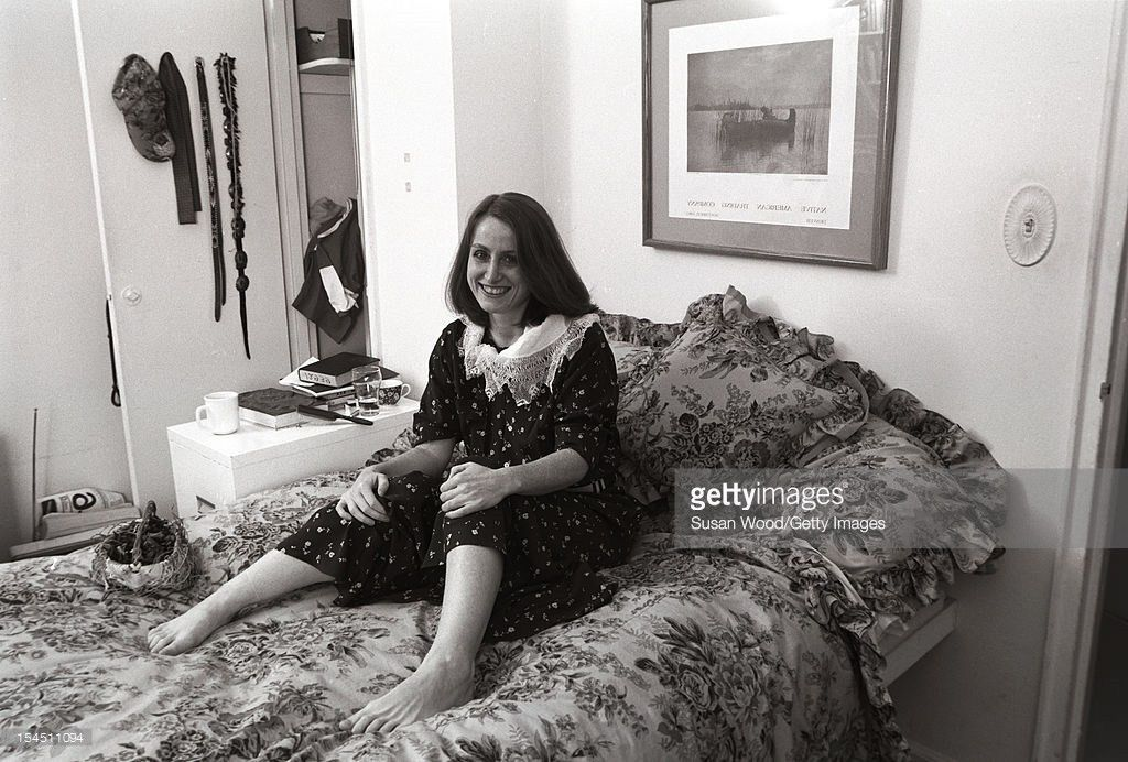 Mona Simpson At Home Pictures | Getty Images