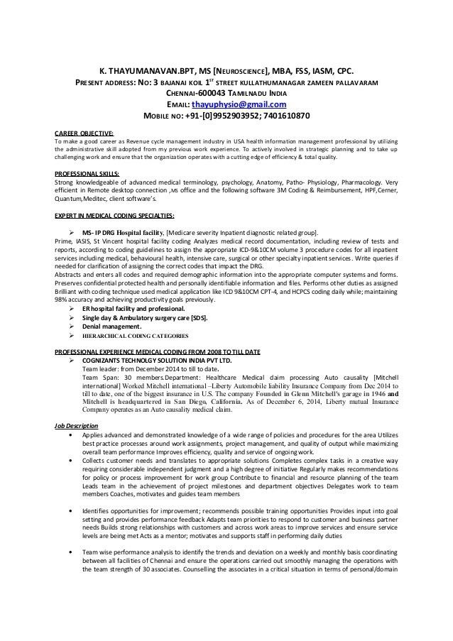 CPC With ICD 10 certified Medical coder Team leader 7 years experienc…