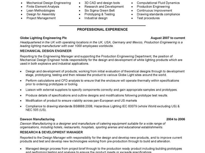 Download Circuit Design Engineer Sample Resume ...