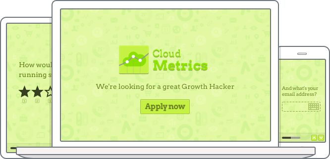 Free Online Job Application Form Template   Typeform