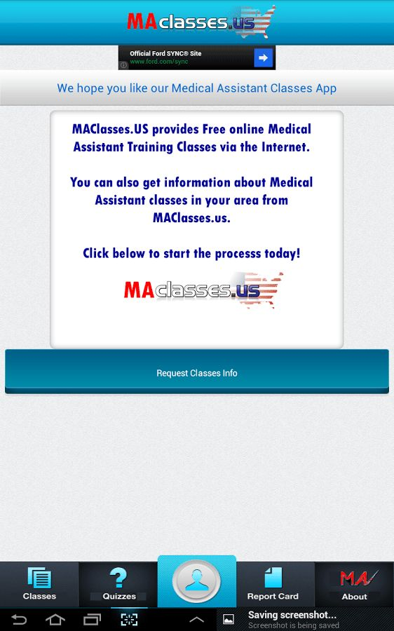 Free Medical Assistant Classes - Android Apps on Google Play