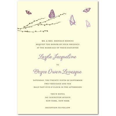 Sample Wedding Invitation Wording   orionjurinform.com