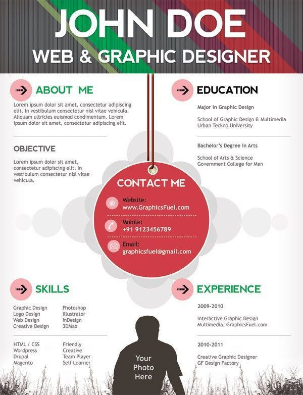 24 best CV images on Pinterest | Cv template, Templates free and ...