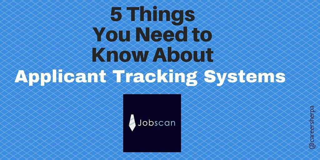 5 Things You Need to Know About Applicant Tracking Systems ...