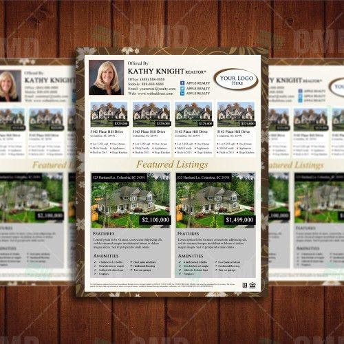 We Buy Houses Postcard #4 – Real Estate Lead Generator