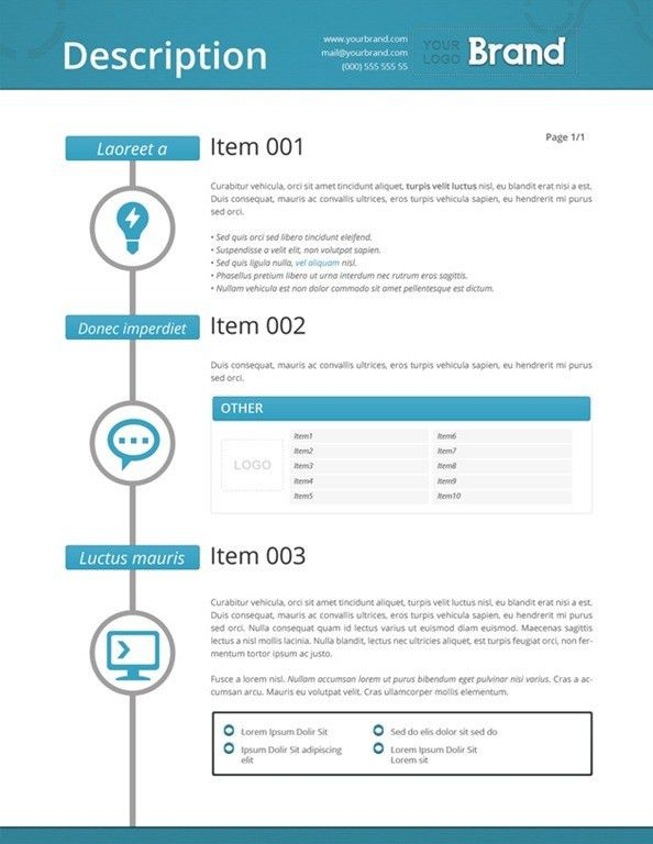 creative job proposal template - Google Search | URG Proposal for ...