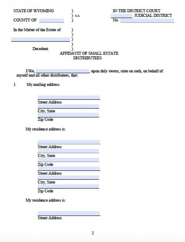 Affidavit Template Doc - cv01.billybullock.us