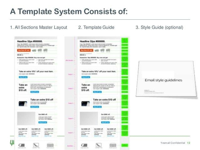 Email Template Systems