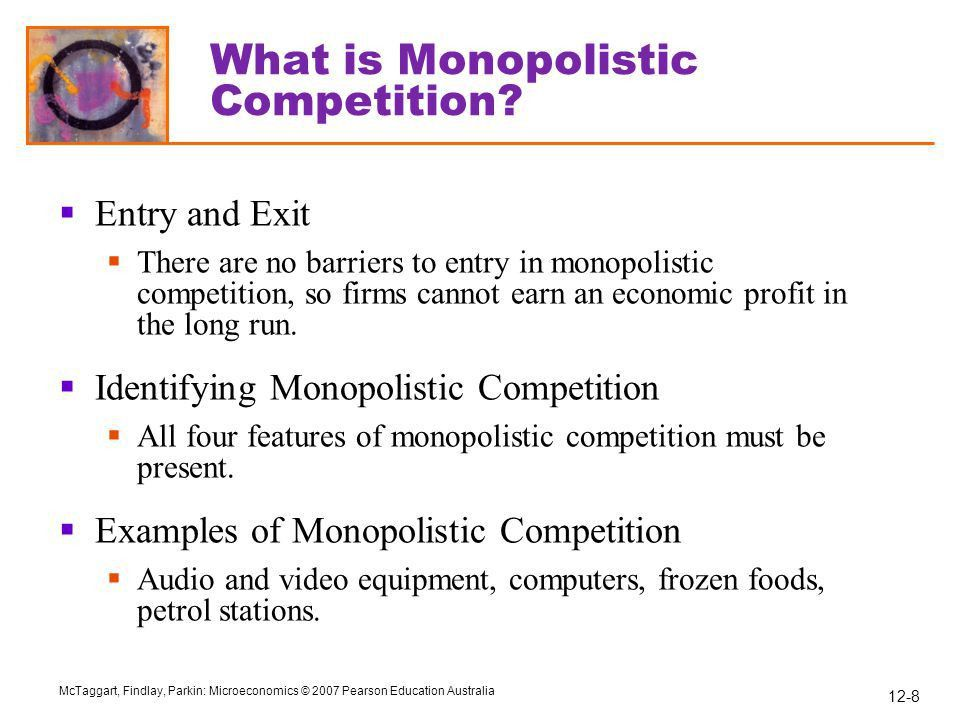 Imperfect Competition - ppt download
