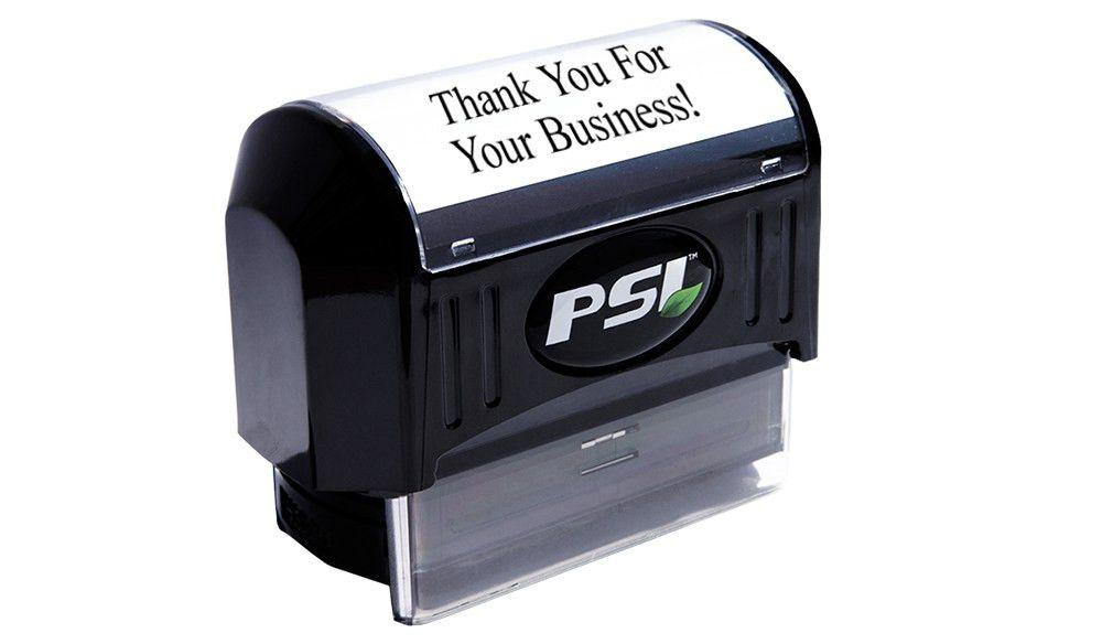 Pre-Ink Stamp & Pre-Inked Custom Stamps