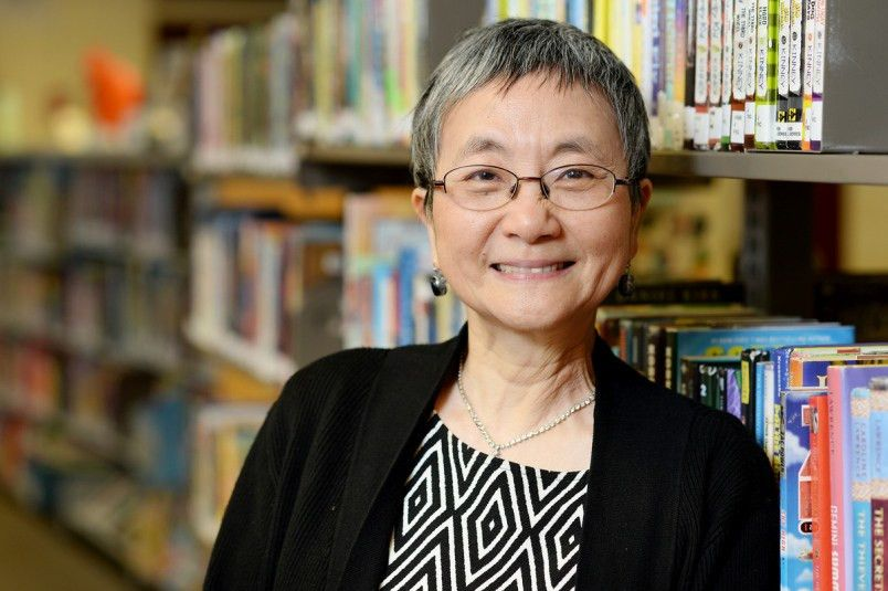 Britannia branch's head librarian checks out retirement after 39 years