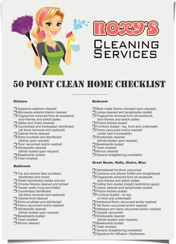 Roxys Home and Office Cleaning Services - Roxy's House Cleaning