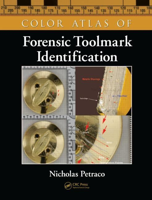 Firearms, the Law, and Forensic Ballistics, Third Edition - CRC ...