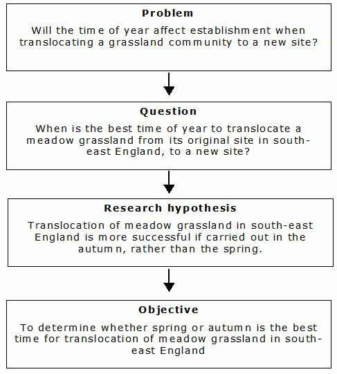 4.4 Examples of research statements