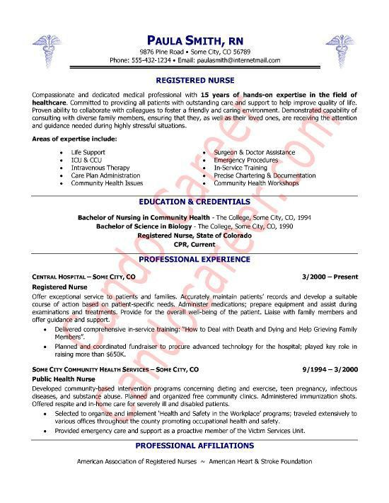 Download Resume Nursing | haadyaooverbayresort.com
