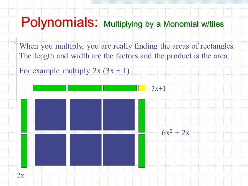 Polynomials The final unit! - ppt video online download