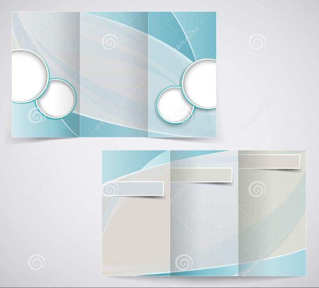 blank brochure templates free download : Selimtd