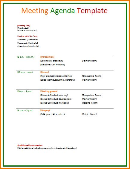 4 business agenda | Divorce Document