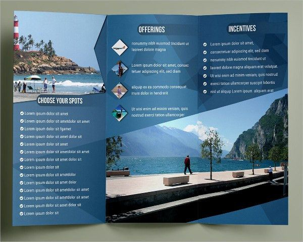 Travel Brochure Template - 24+ Free PSD, Vector EPS, PNG Format ...