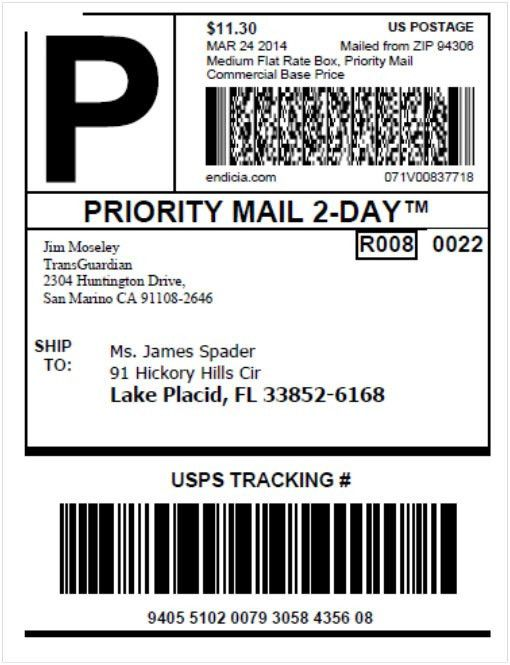USPS Tracking Barcode and Label Changes | Endicia