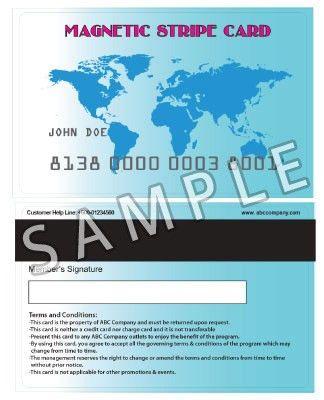 Membership Card - Datasonic Manufacturing Sdn Bhd