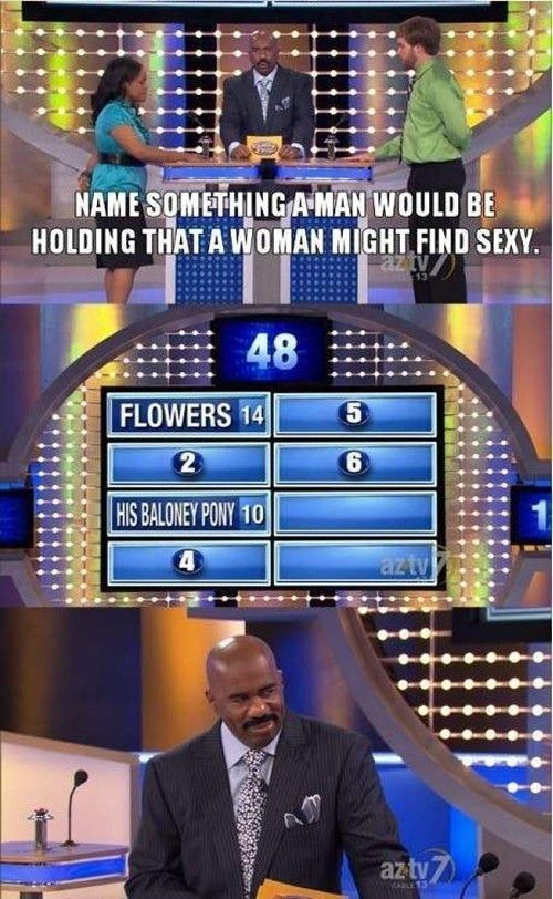"The 22 Best Reactions From Steve Harvey On ""Family Feud"" 
