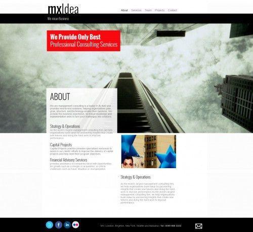Free Website Templates - Website-Builder.com