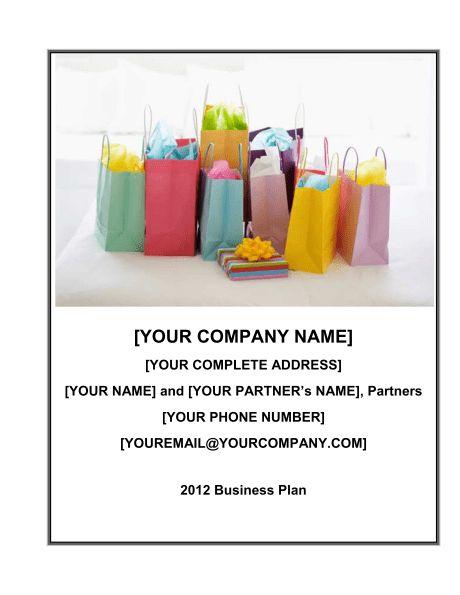 Coffee Shop Business Plan - Template & Sample Form | Biztree.com