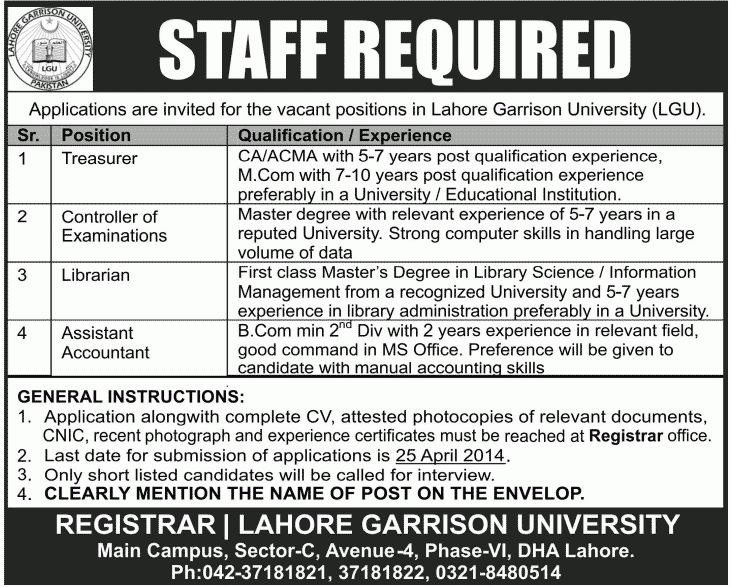 Librarian Archives - Jhang Jobs