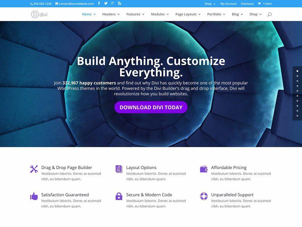 60+ Best Business WordPress Themes 2017 - aThemes