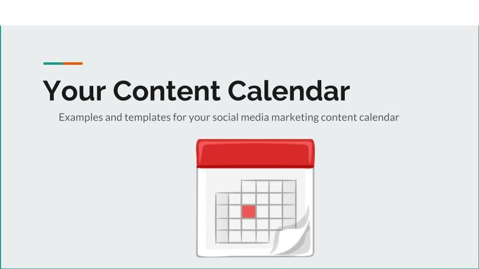 Content Calendar Template - Life Simplified Business Solutions