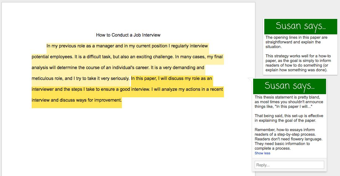 2 Explanatory Essay Examples That Make the Grade - Essay Writing