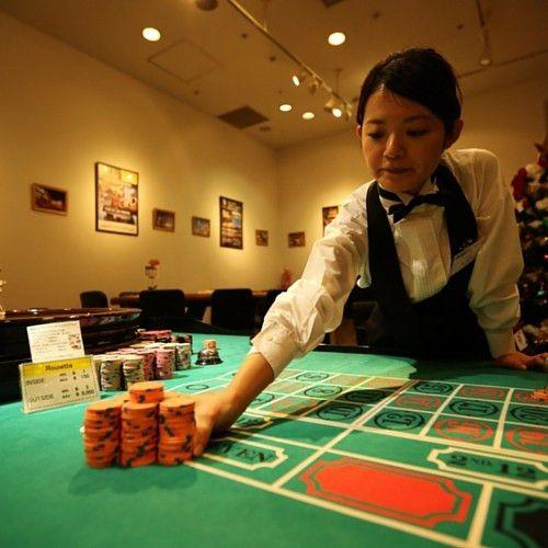 Casino Dealer –