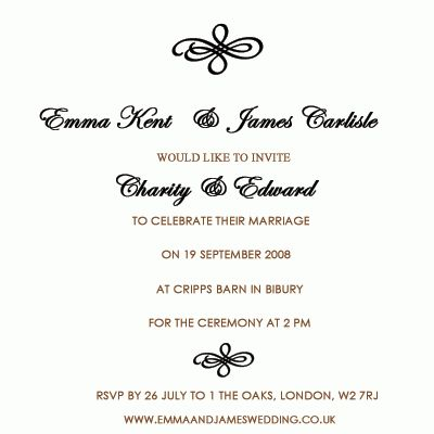 Wedding Invite Wording Uk Template | Best Template Collection