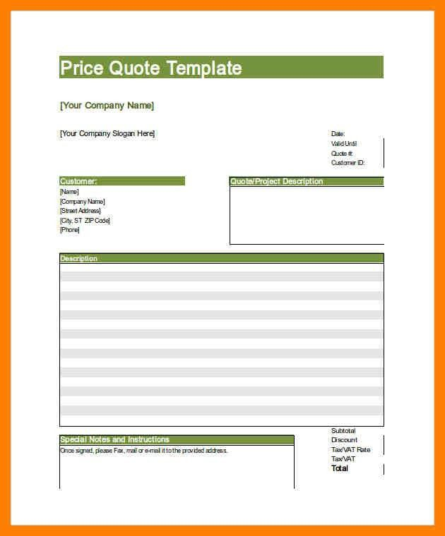 7+ quotation template | protect letters