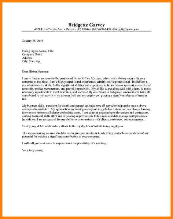 Cover Letter What Should A Cover Letter Consist Of Resume Free ...