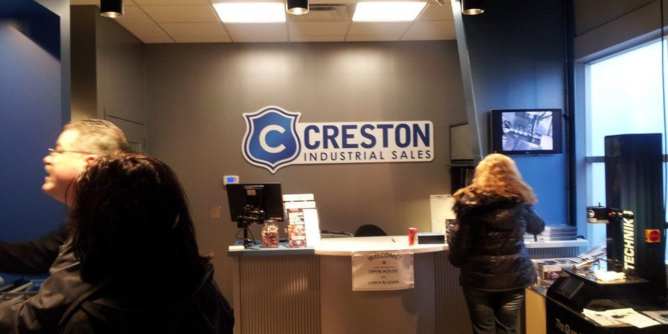 Creston Industrial Sales - r.o.i. Design