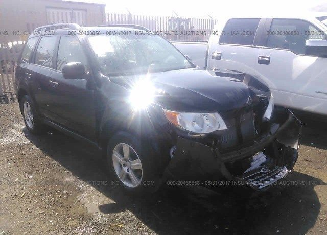 JF2SHADC7BH709185, Bill Of Sale black Subaru Forester at DENVER ...