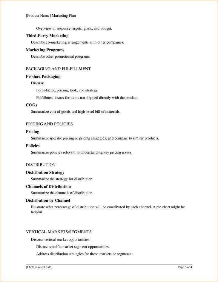 8+ business proposal template word | Procedure Template Sample
