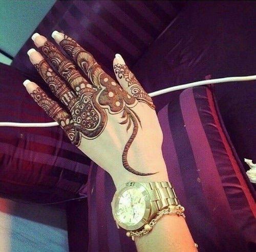Mehndi We Heart It : Images about mehendi on pinterest wedding henna