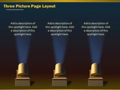feature presentation animated powerpoint template feature ...