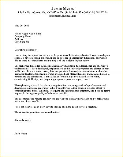 Addressing cover letter - Business Proposal Templated - Business ...