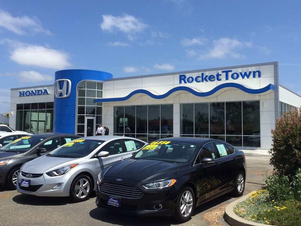 Rocket Town Honda - 44 Photos & 80 Reviews - Car Dealers - 1224 ...