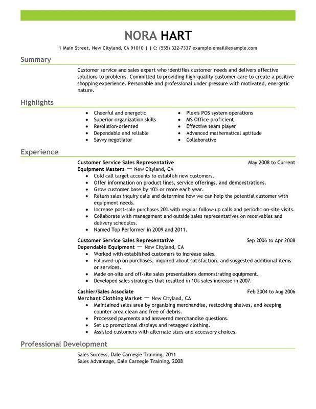 sales representative free resume samples blue sky resumes. resume ...
