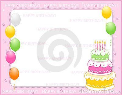 Birthday Invitation Card - Themesflip.Com