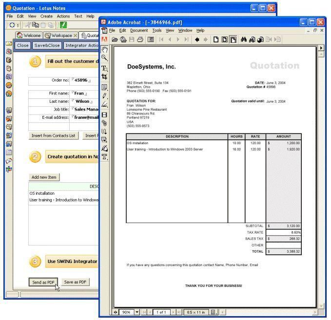 Sample Quotation Letter. Quotation Application Letter Format Buy ...