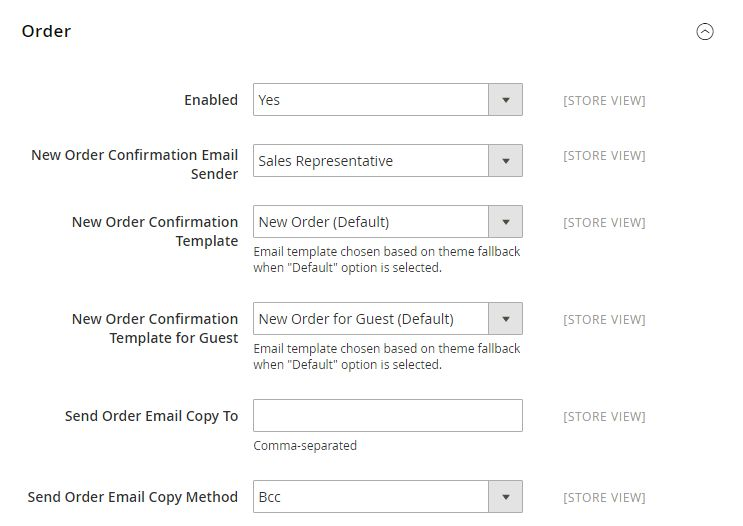 How to Configure Sales Email in Magento 2 - Tutorials – Mageplaza