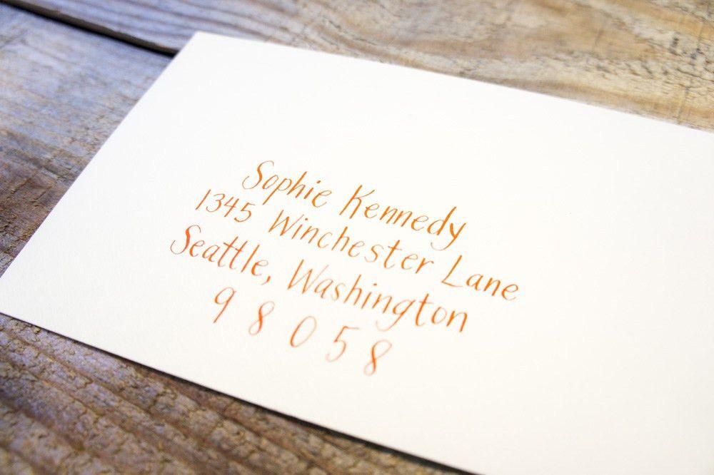Handwriting — Union Street Papery